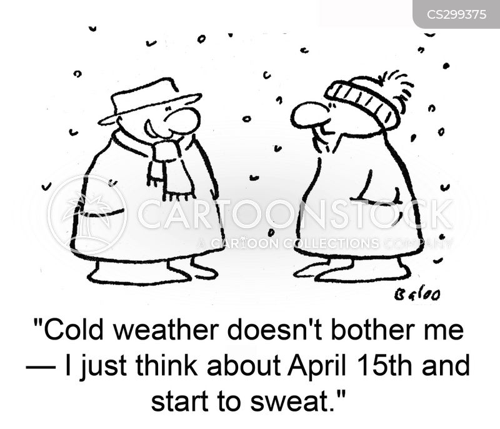 sweats cartoon