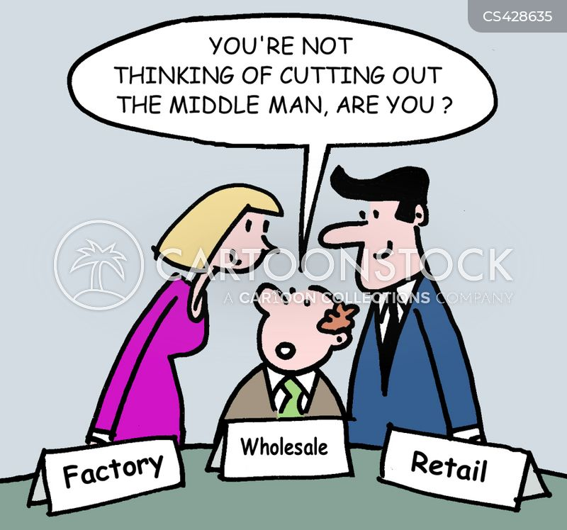 Wholesalers Cartoons and Comics - funny pictures from