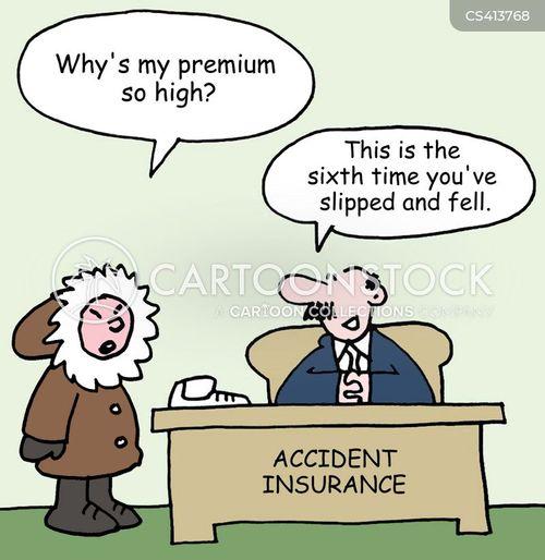 safety hazards cartoon