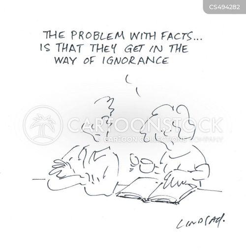 fact-checker cartoon