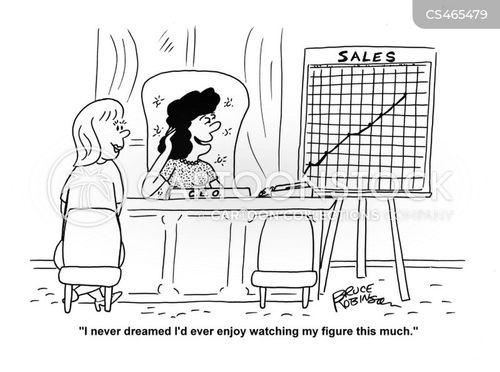 watching your weight cartoon