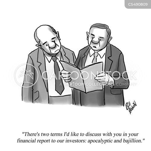 panic mongering cartoon