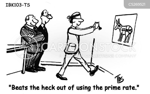 prime rates cartoon