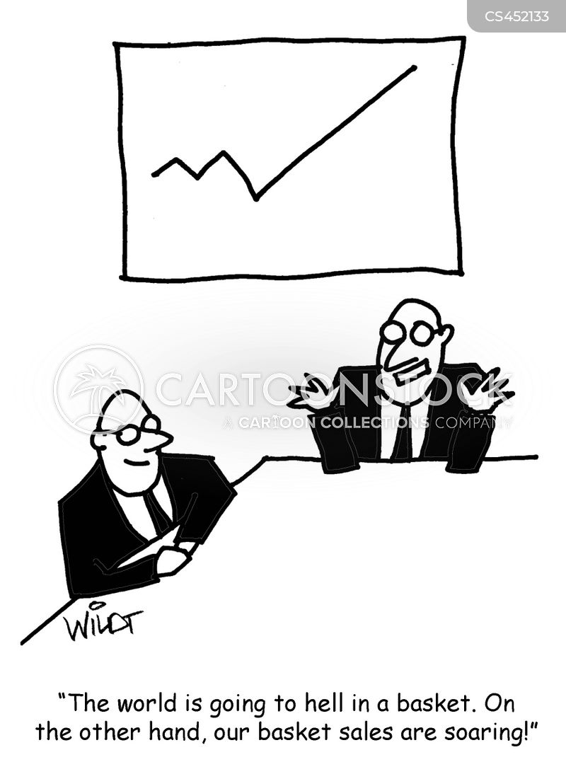 growth industries cartoon