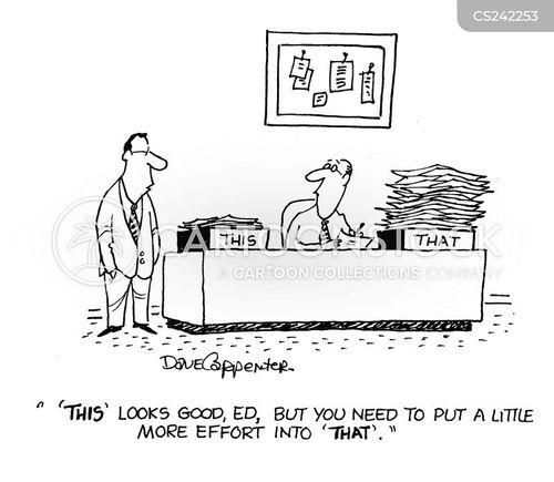 to-do cartoon