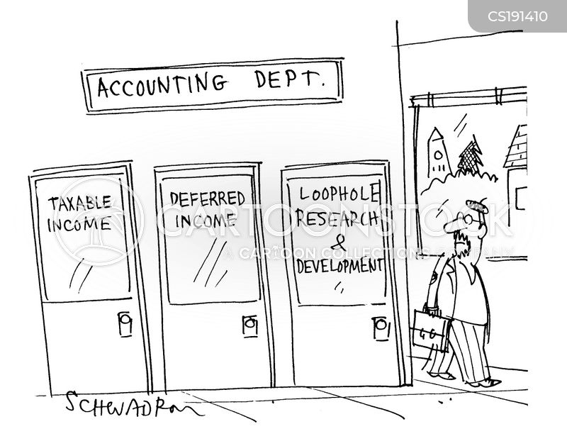 defer cartoon