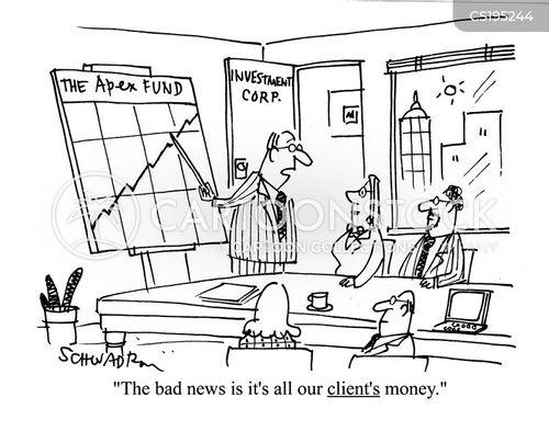 clientele cartoon