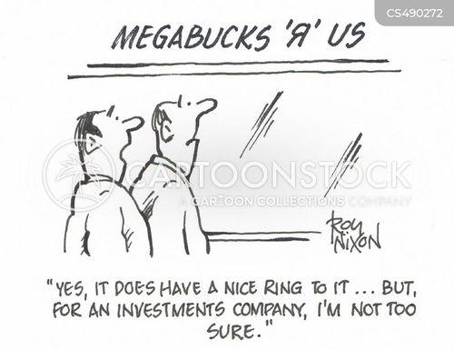 megabucks cartoon