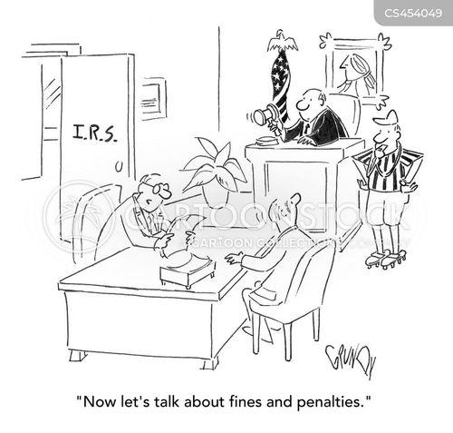 irs penalties cartoon