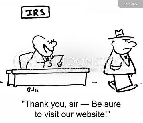 unhappy customer cartoon
