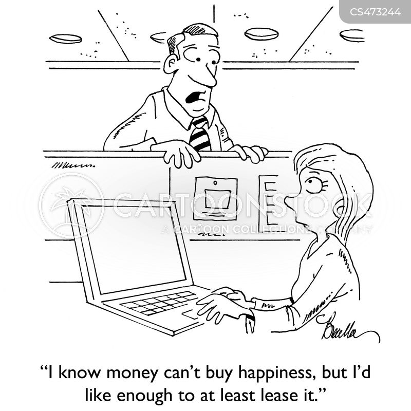 financial woes cartoon