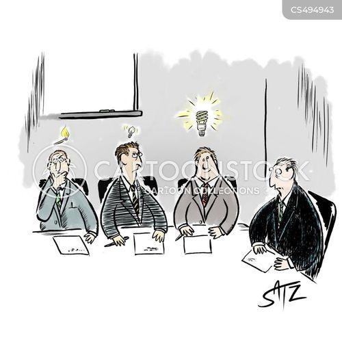 fluorescent cartoon