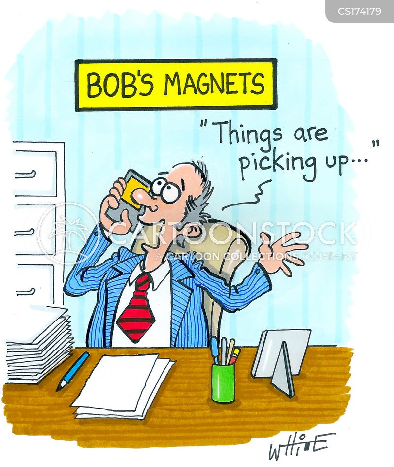 magnet cartoon