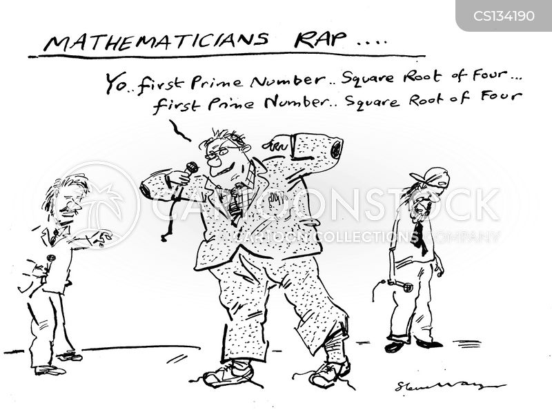 prime number cartoon