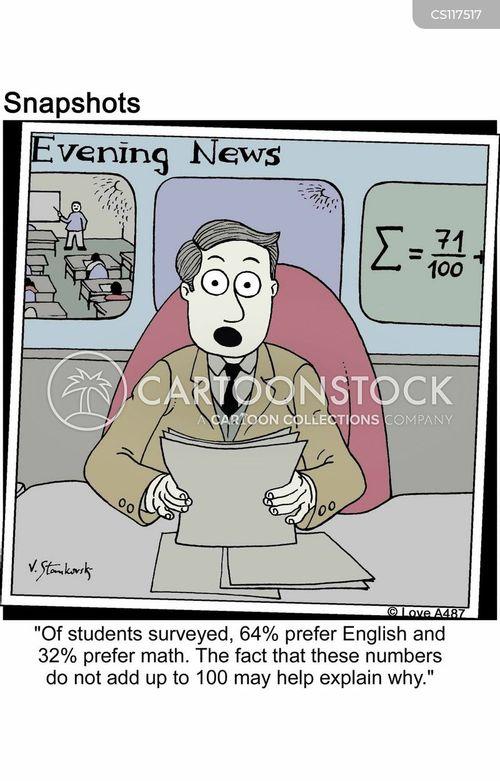 add up cartoon