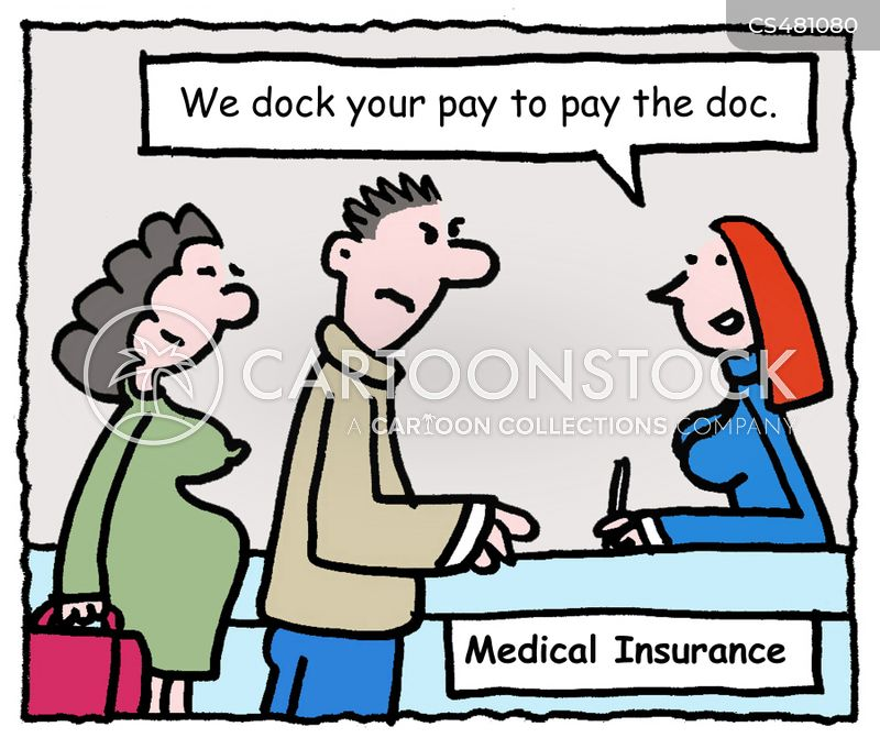 pay package cartoon