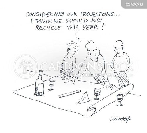 next year cartoon