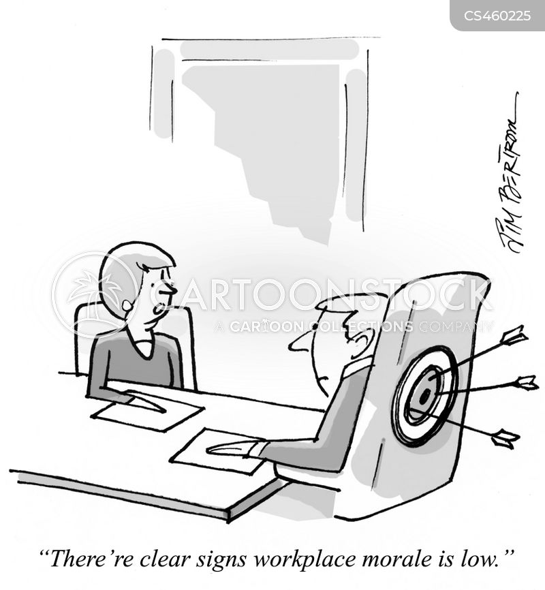 office dynamics cartoon