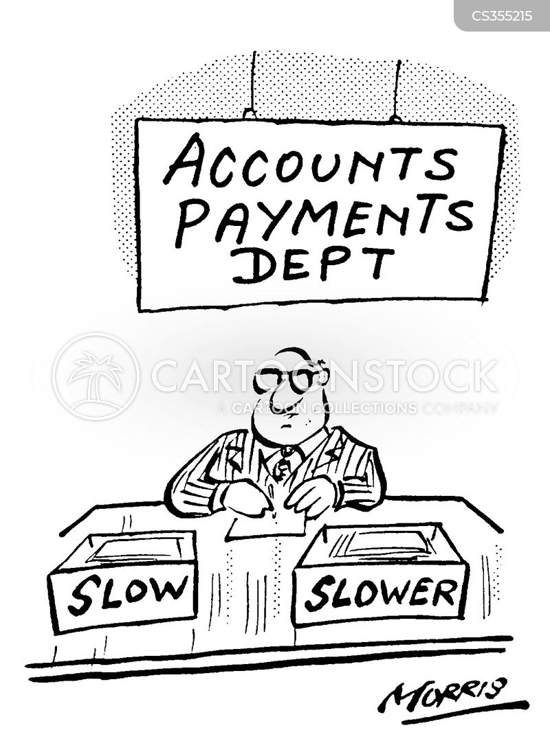 slowness cartoon