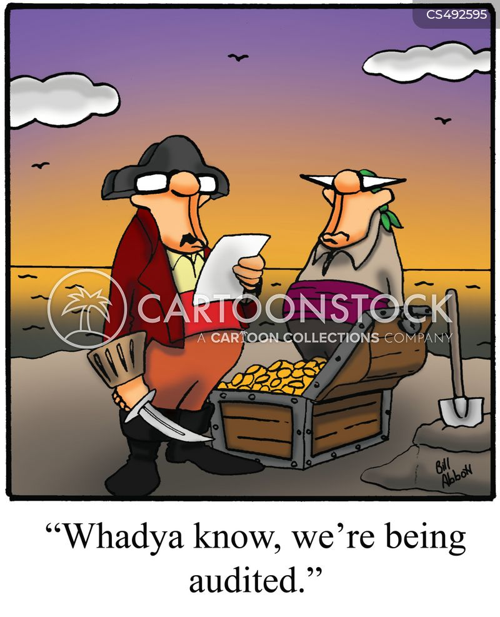 pirate treasure cartoon