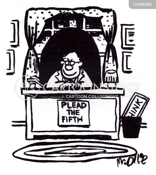 defense strategy cartoon