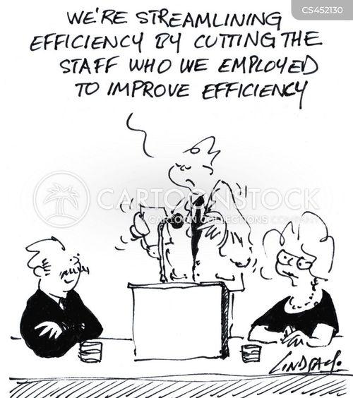 productivity expert cartoon