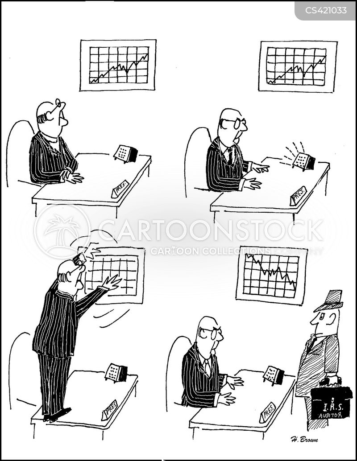 tax cheats cartoon