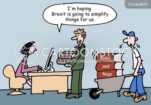 brexit deal cartoon