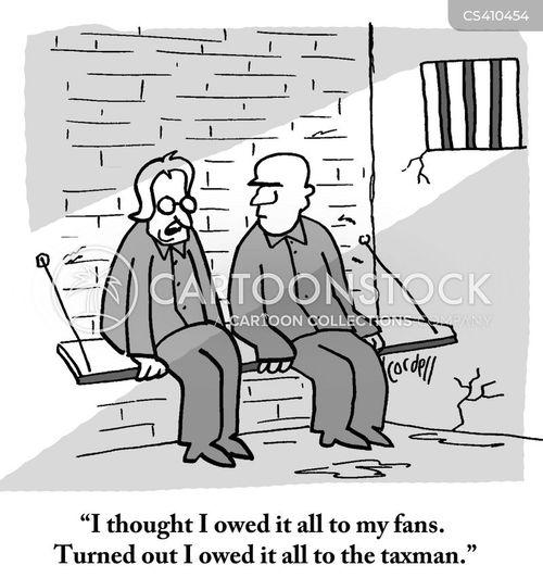 dodger cartoon