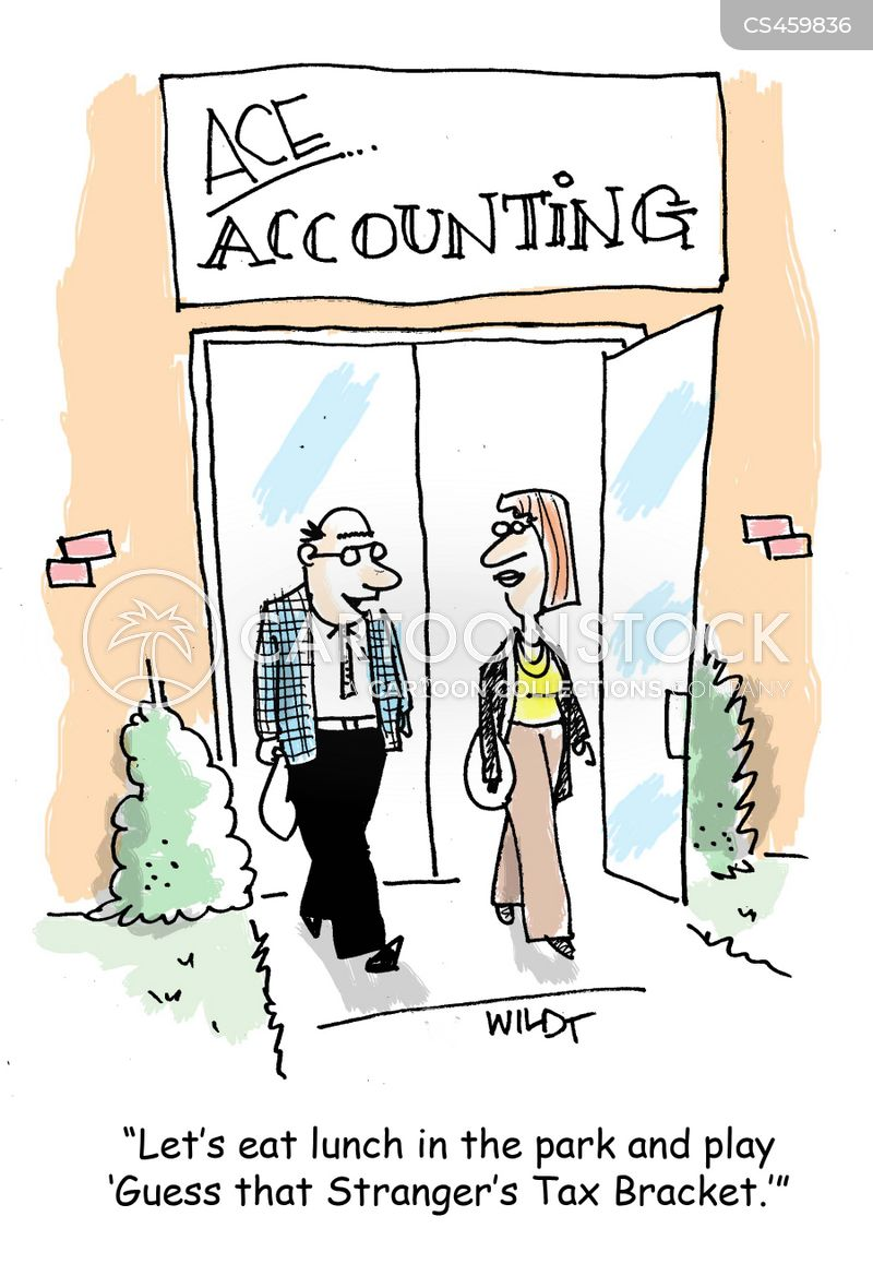 accounting firms cartoon