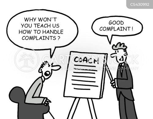 on the job training cartoon