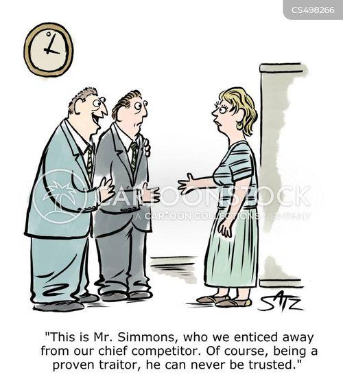 headhunts cartoon