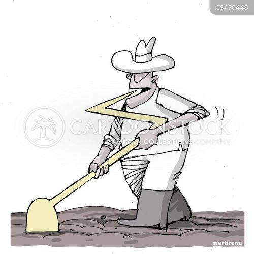 laborers cartoon
