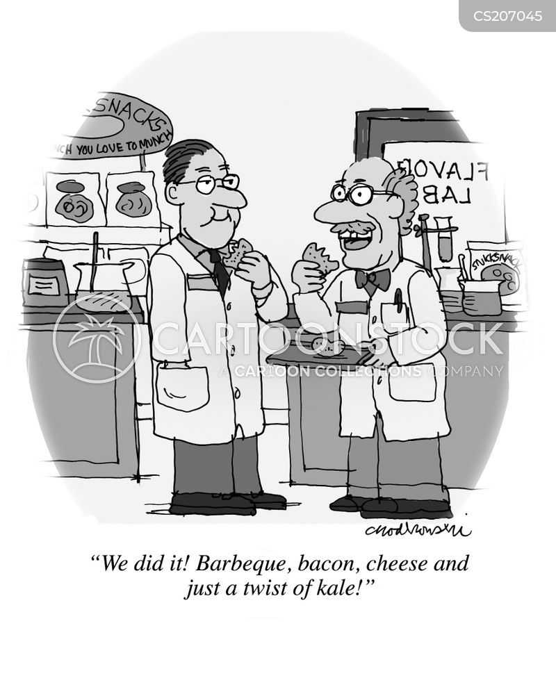 flavouring cartoon