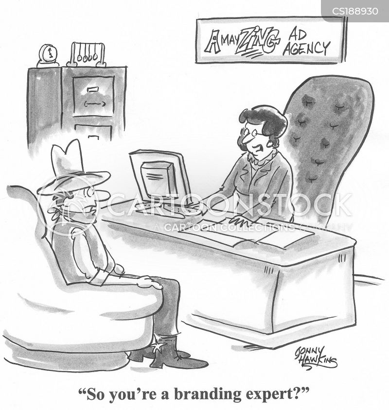 brand names cartoon