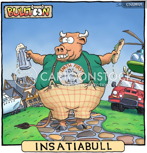 insatiable cartoon