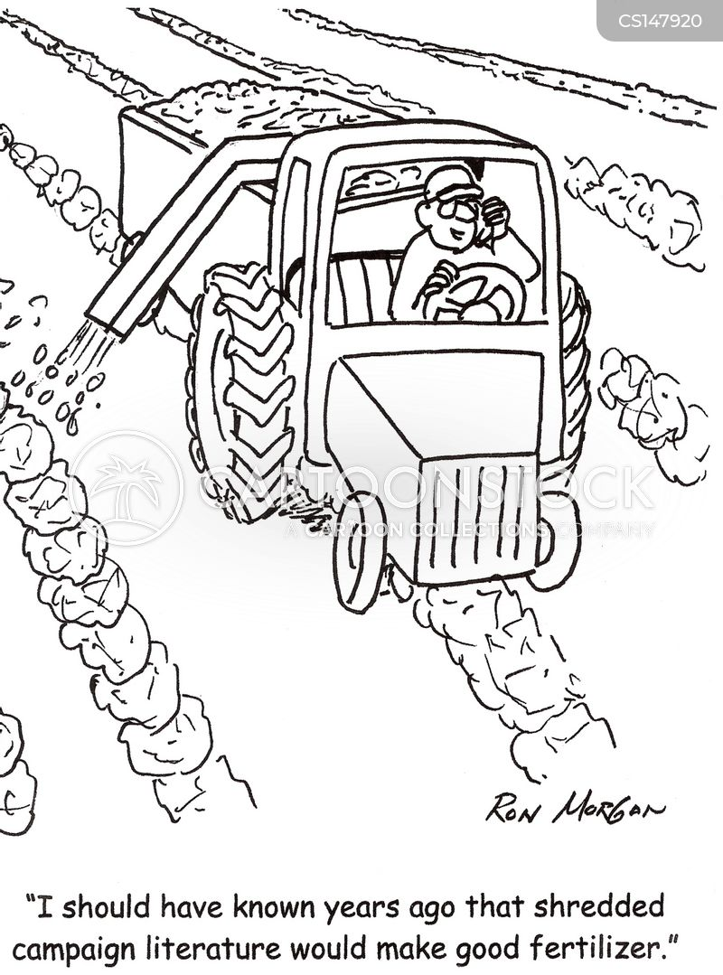 Manure cartoons and comics funny pictures from cartoonstock for Campaign literature templates