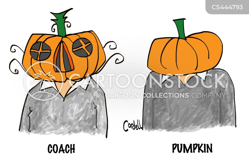 squashes cartoon