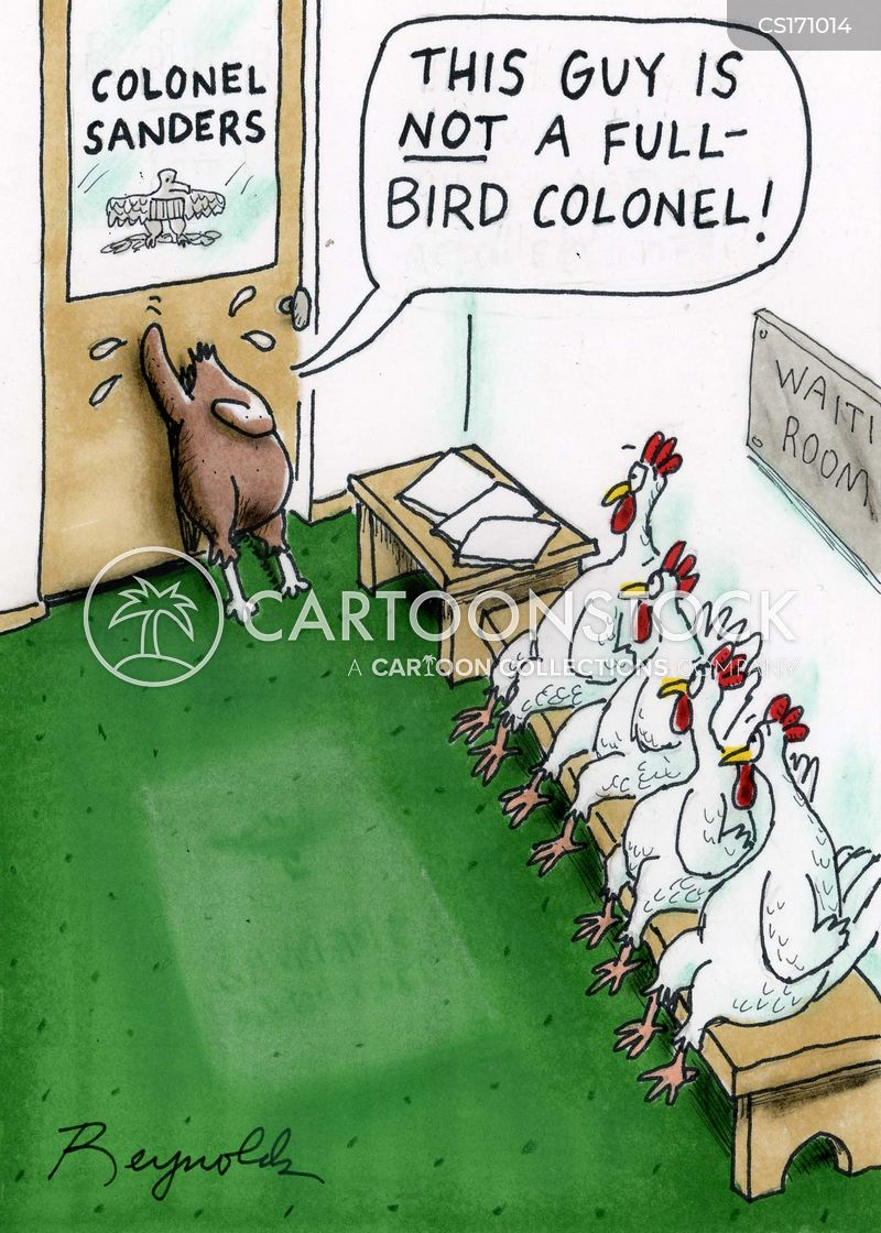 Colonels cartoons, Colonels cartoon, funny, Colonels picture, Colonels pictures, Colonels image, Colonels images, Colonels illustration, Colonels illustrations