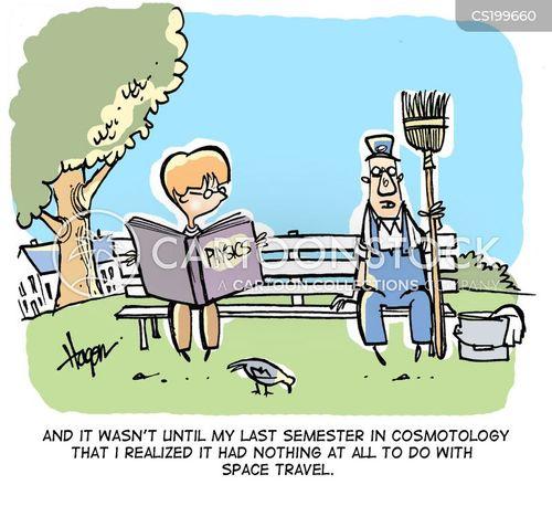 educates cartoon