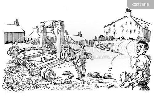 farmhouse cartoon