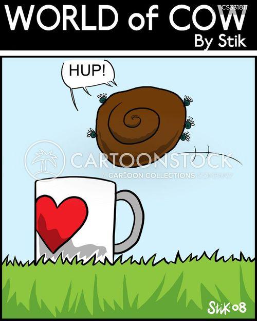 dunks cartoon