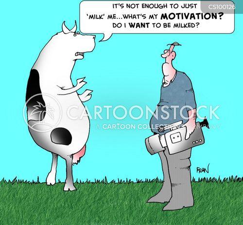 milked cartoon