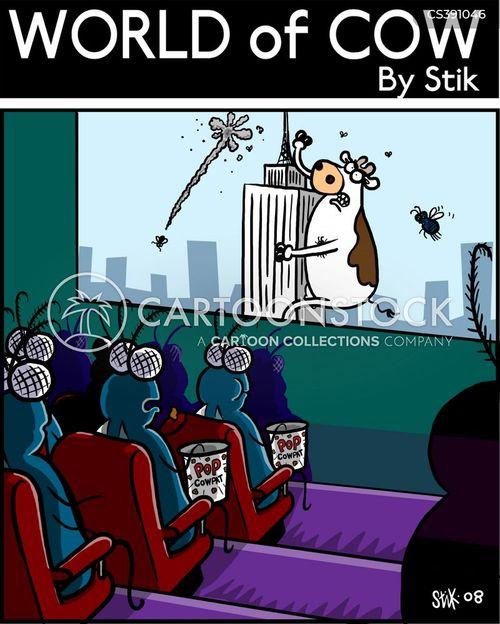 cult film cartoon