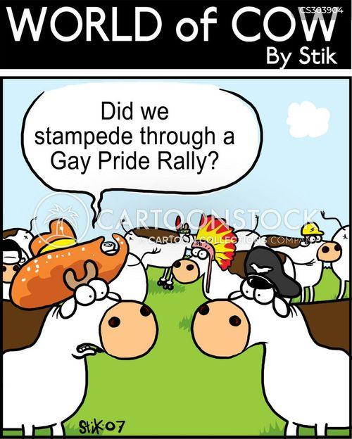 homos cartoon
