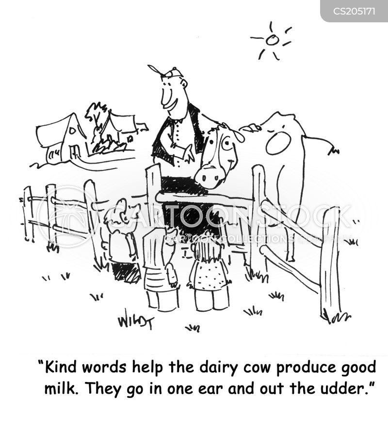 udders cartoon