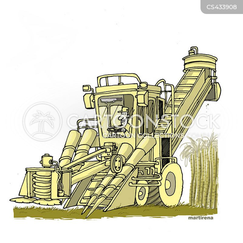 mechanization cartoon