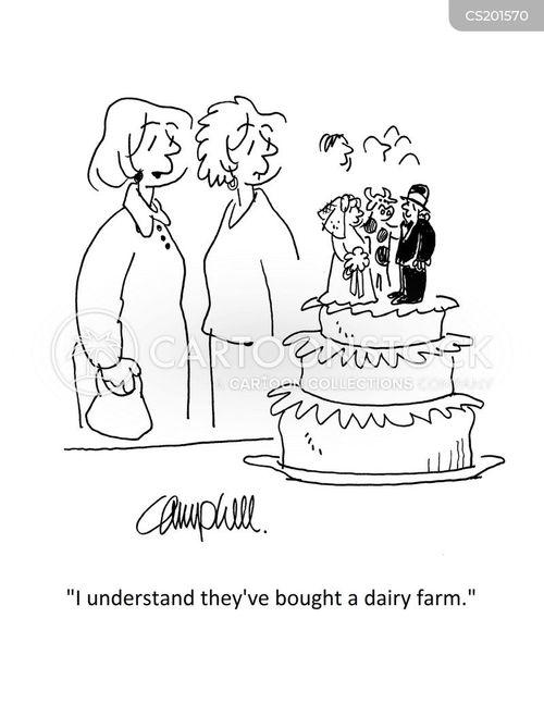 dairies cartoon