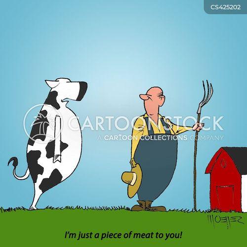 slaughter houses cartoon