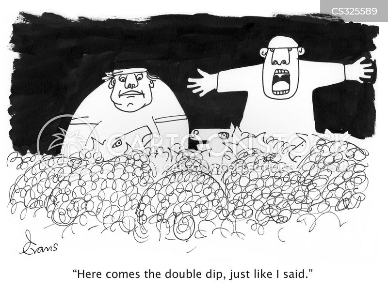 Double Dip cartoons, Double Dip cartoon, funny, Double Dip picture, Double Dip pictures, Double Dip image, Double Dip images, Double Dip illustration, Double Dip illustrations